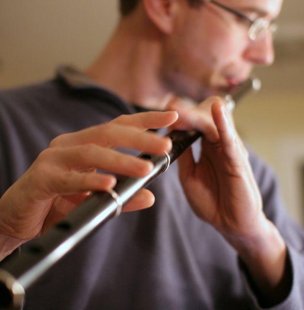 Irish Flute Playing