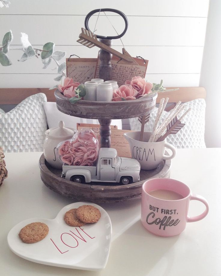 46 Best Farmhouse Home Decor Ideas You Will Totally Love: 346 Best Kitchen Island Decorating Images On Pinterest