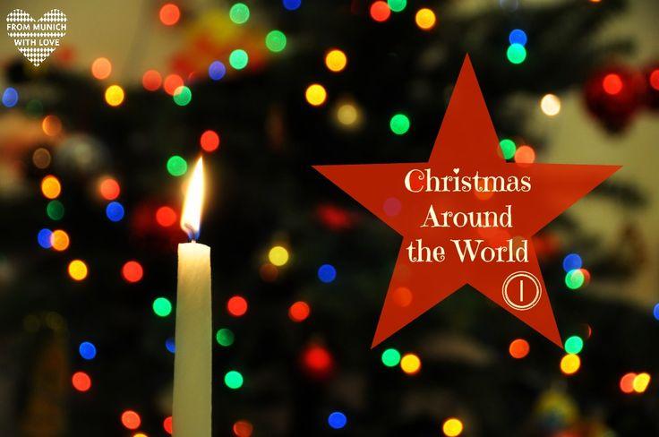 Christmas Around the World. Heute: Bulgarien, Rumänien, Tschechien, Polen & Italien (Teil 1)  Wie Weihnachten auf der ganzen Welt gefeiert wird