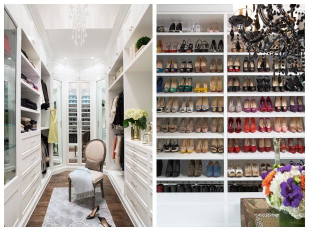 13 Things You Should Have In Your Closet By 30 - Closet Design Ideas - ELLE DECOR