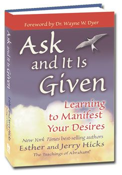 Great information & inspiration about manifesting what you truly desire.