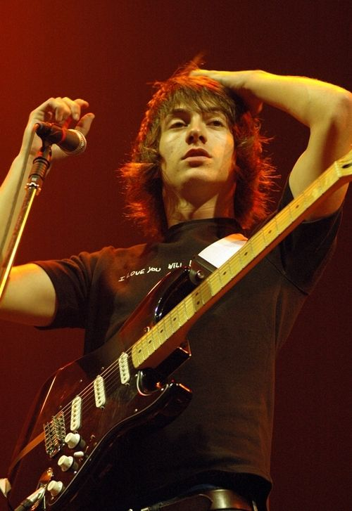 alex turner so young