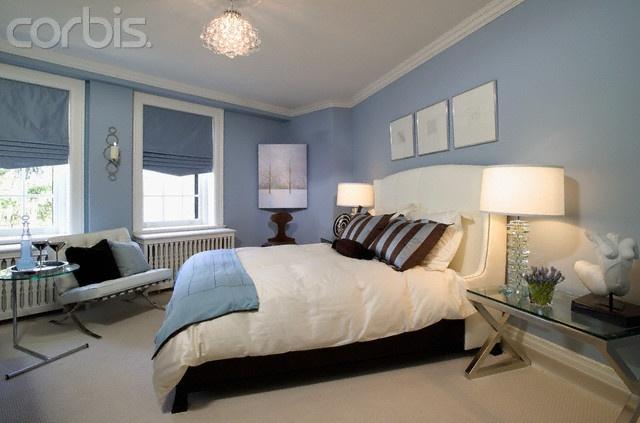 Light Blue Walls white trim. Cam's room | Home ideas ...