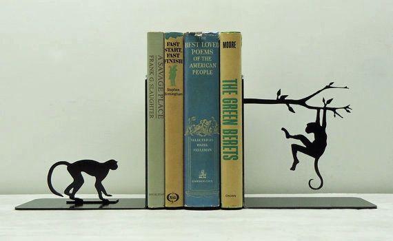 Aparte boekensteunen