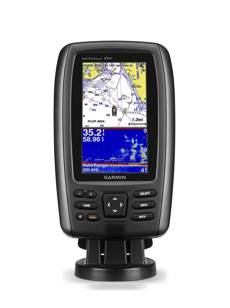 Garmin echoMAP CHIRP 44dv with transducer Mobile phones