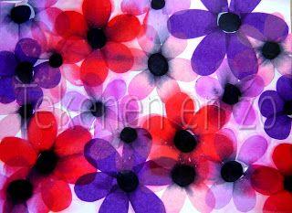 124 best crafts tissue paper art images on pinterest tissue bleeding tissue paper tissue paper arttissue paper flowerscrafts mightylinksfo