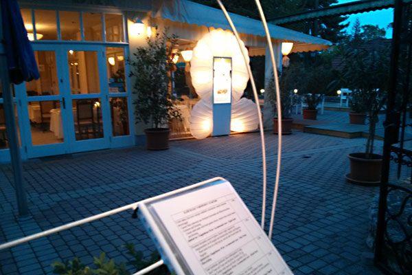 schöne restaurants am plattensee