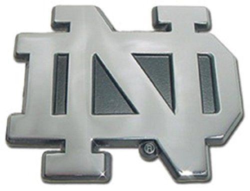 Notre Dame Fighting Irish Car Magnet