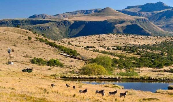 Mount Camdeboo, South Africa