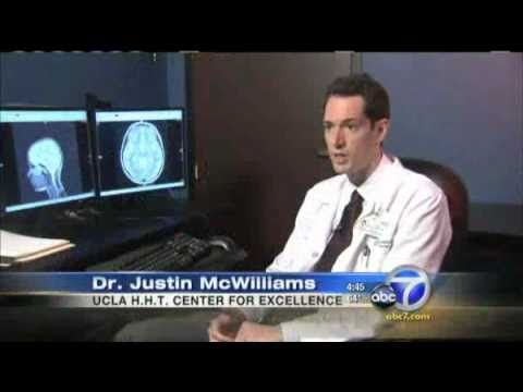 "ABC-Channel 7 News:  ""Catching HHT Early Could Save Your Life"" Dr. McWilliams saved my life and he was working to help me even before I ever stepped foot in his office."