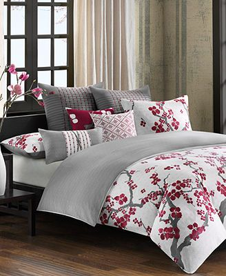 Bed Bath And Beyond And Macyu0027s Have This. N Natori Bedding, Cherry Blossom  Comforter