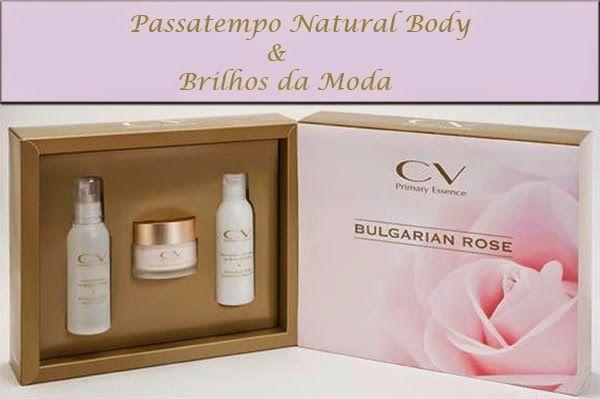 Amostras e Passatempos: Passatempo Natural Body by Brilhos da Moda
