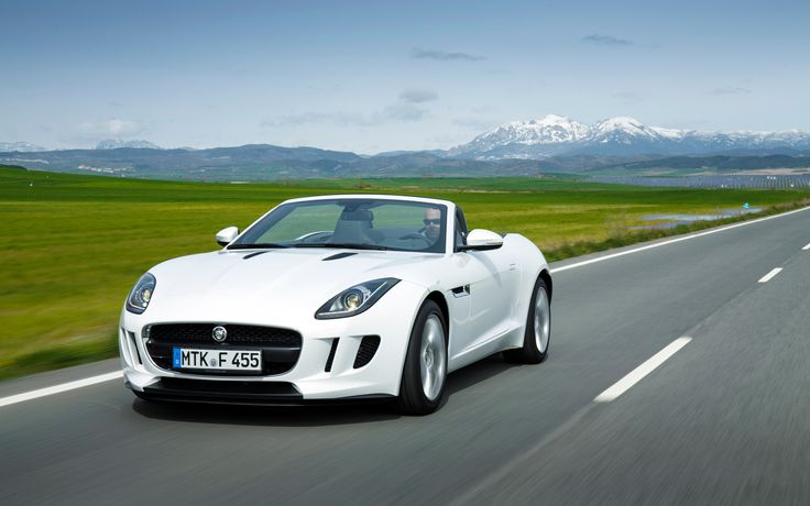 "2014 Jaguar F-Type First Drive - Motor Trend ""Throttle response is instant"""