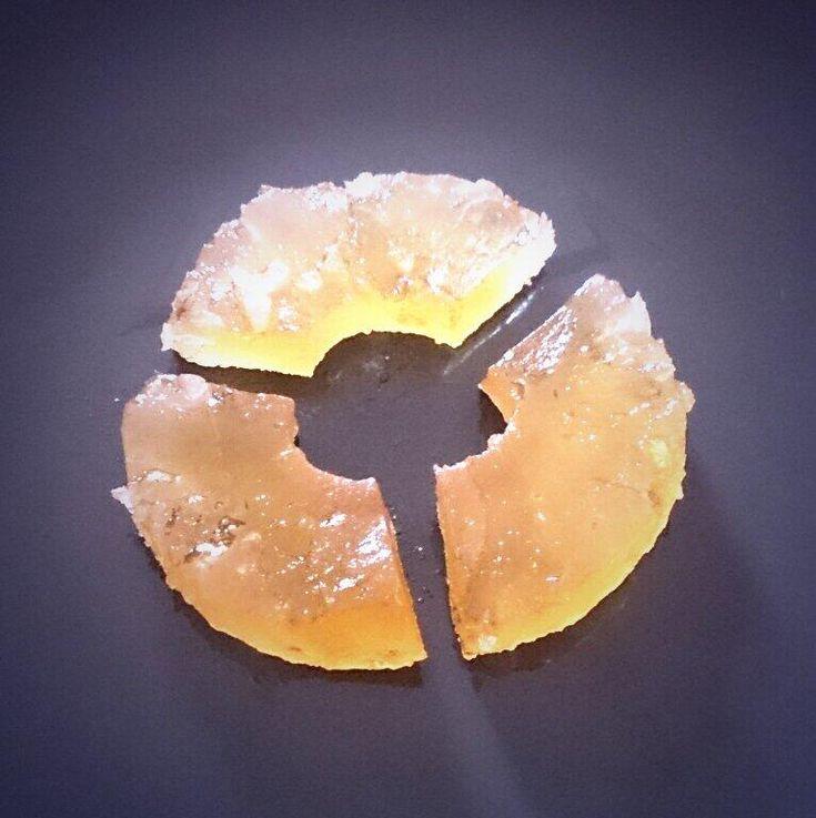 Un fruit confit ananas