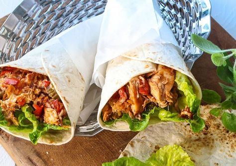 Mexican pulled chicken - City Gross 11 sp