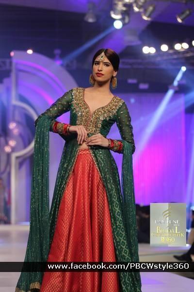 Pakistan Bridal Couture Week 2013