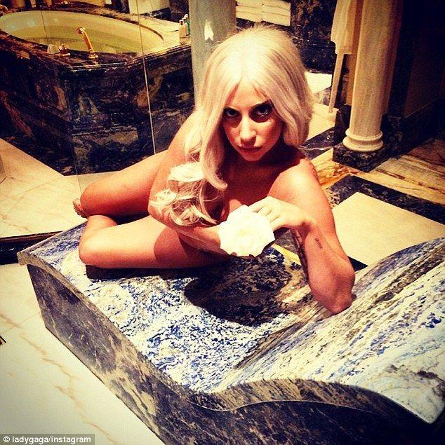 Lady Gaga AthensGreece