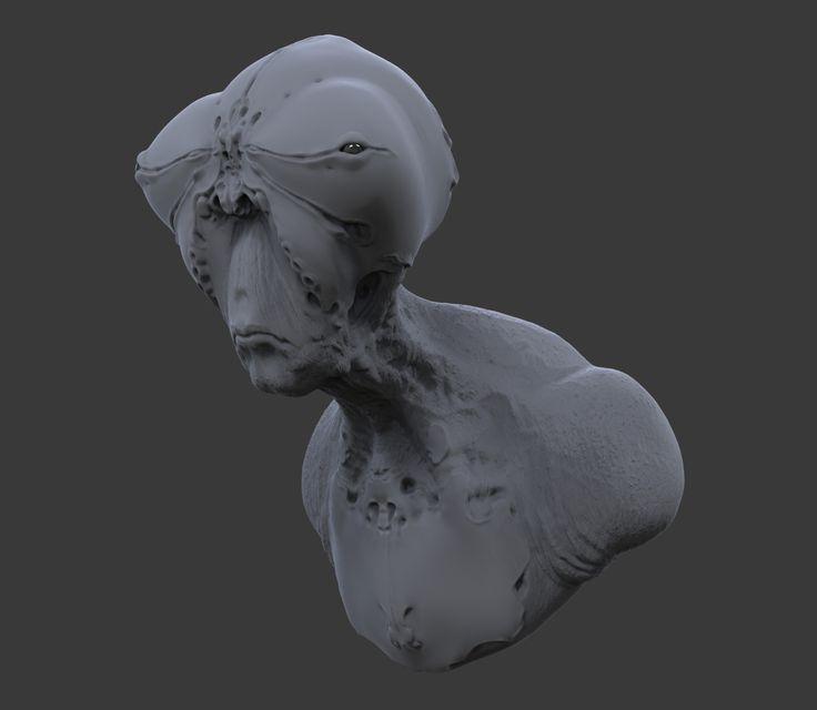 ArtStation - Beady-eyes, Calder Moore