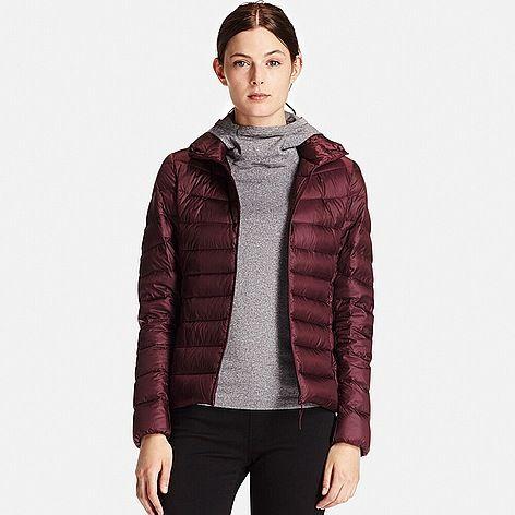 WOMEN Ultra Light Down Jacket (9 colours)
