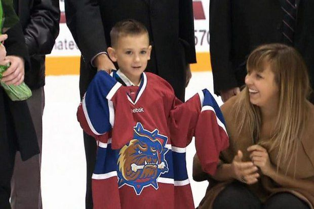 Marcus Cirillo pays tribute to his father in the sweetest way