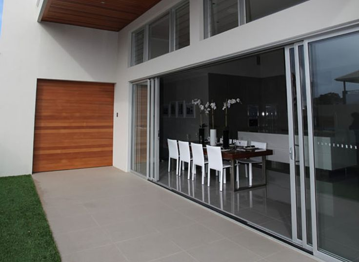9 Best Images About Sliding Stacker Door On Pinterest