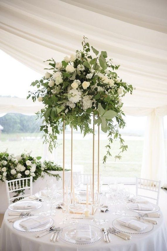 Flower Stand Wedding Centerpiece For Table Wedding Table
