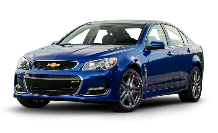 Chevrolet SS Wins Best Performance Sedan of 2016 | Car and Driver