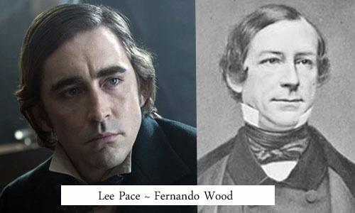 Lee Pace ~ Fernando Wood