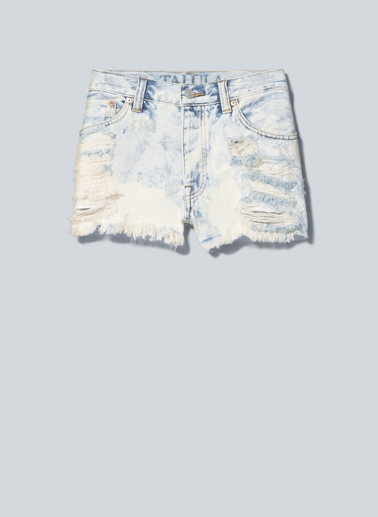 Talula Clemente Shorts, now available at Aritzia.com.