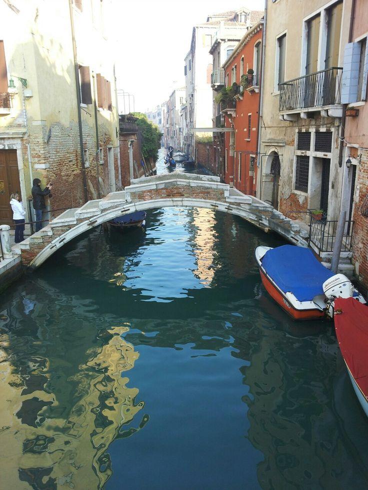Ponte chiodo, Venezia   Ponte chiodo, Venice #lastanzadibulga #venice #venezia #pontechiodo #laguna #lagoon