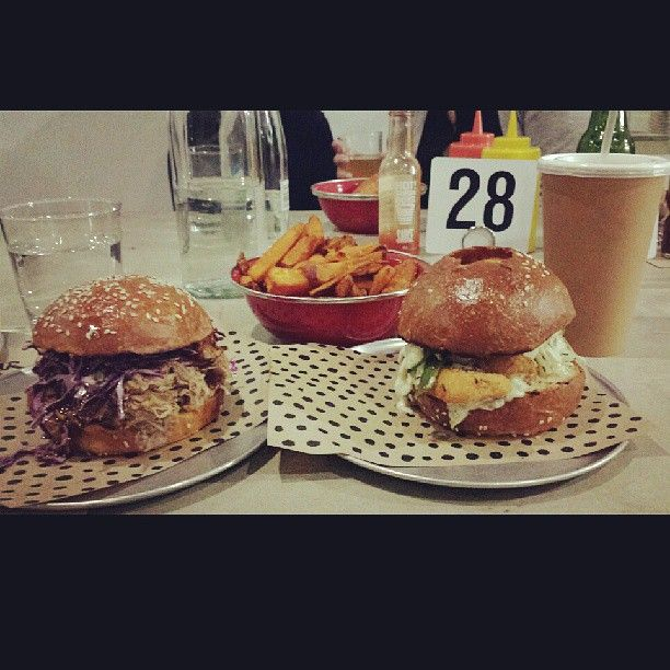 Chur Burger in Surry Hills, NSW