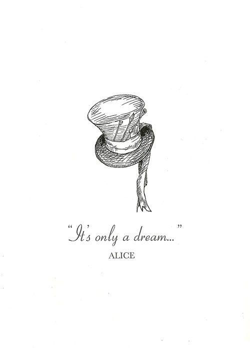 @Julie Forrest Forrest Forrest Forde -Jones, it's only a dream...