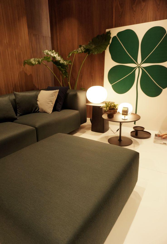 @vitra na targach Salone del Mobile w Mediolanie #vitra #zieleń #green #koniczyna #meble #vitrameble #isaloni #salonedelmobile2016 #salonedelmobile #fieramilano #rhofiera #isalone #mdw16 #milandesignweek #design #greenfurniture #furniture #wood