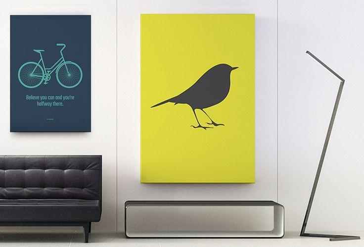 colour.me #grafika wydrukowana na płótnie #canvas - oryginalny #obraz dla Twojego #wnętrza! #art #design #simple #project #templates #print