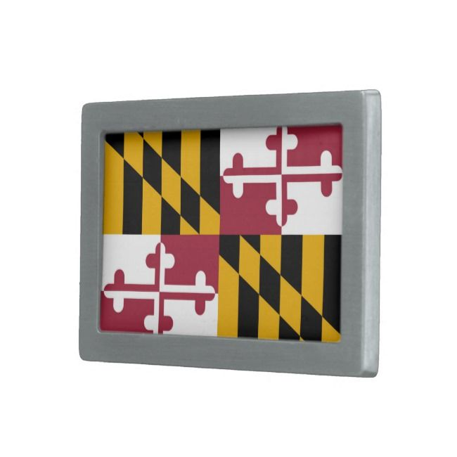 Create Your Own Belt Buckle Zazzle Com Maryland Flag Belt Buckles Buckle