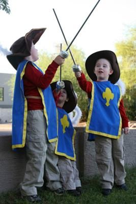 Coolest Three Musketeers Group Costume  sc 1 st  Pinterest & 66 best Costume images on Pinterest | Carnivals Costumes and ...