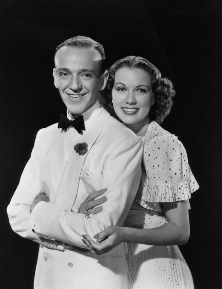 "Fred Astaire, Eleanor Powell...when it came to ""tap"", she was the best of the best...and still is...!"