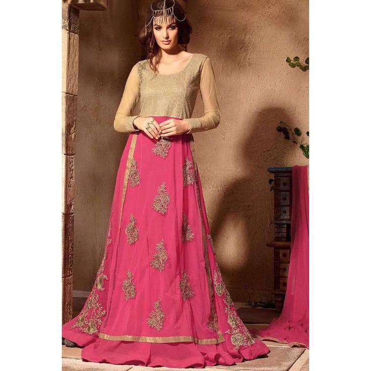 🔴PRODUCT:- Pink designer georgette embroidery dress 🔴pcode : 116a573 🔴PAYMENT - COD/Bank Transfer 🔴 For PRICE & BOOK YOUR ORDE Do WHATSAPP +91-99-09-09-1413 🔴 Free Home Delivery  #mrandmrsbrand #traditional #indianwear #ethnic #stylisht #rampstyle #edd #ramjan #festival #designerfashion #luxury #fashionstylist #dubaishopping #manishmalhotra #lamefashion #ramjaneid2016 #eid2016 #onlinedress #shoponline #jacketstyle #shopindiandress #pakistanidress #rampdress #lakmedress #indianlehenga…