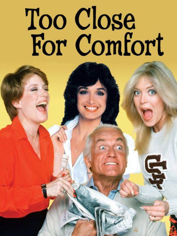 Jackie et Sara ou Chacun chez soi (Too Close For Comfort) est une série télévisée américaine en 129 épisodes de 25 minutes, diffusée entre le 11 novembre 1980 et le 5 mai 1983 sur le réseau ABC, puis entre le 7 avril 1984 et le 7 février 1987 en syndication. En France, la série a été diffusée à partir du 5 février 1983 sur Antenne 2. Rediffusion début 1987 sous le titre Chacun chez soi, puis à partir du 27 novembre 1989 sur M6.