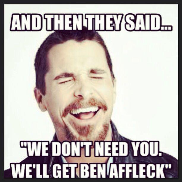 12 Ben Affleck Batman Memes the Internet Deserves