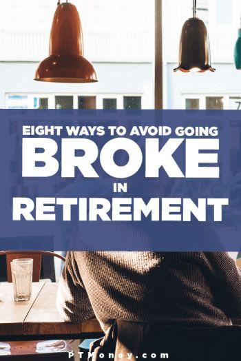 Avoid Going Broke in Retirement | Retirement Savings | Retire in Debt | Retirement Budget | Saving for Retirement