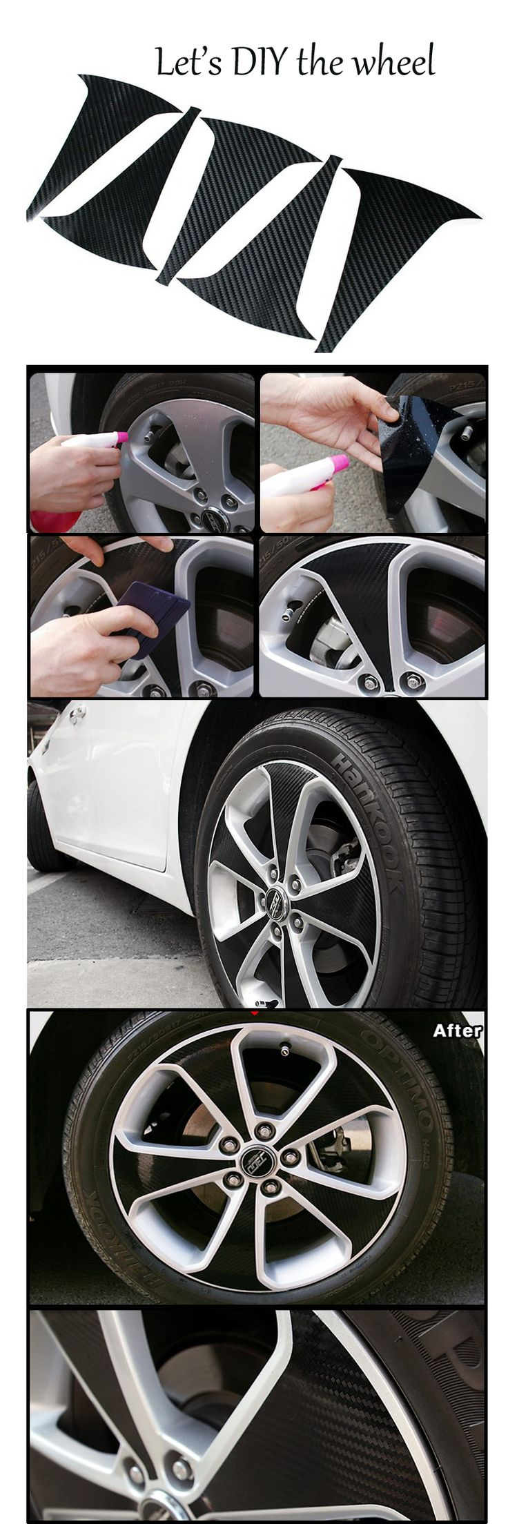 Car carbon sticker design - Osell Wholesale Dropship 3d Carbon Fiber Vinyl Car Wrapping Foil Carbon Fiber Film 1 27 0 5