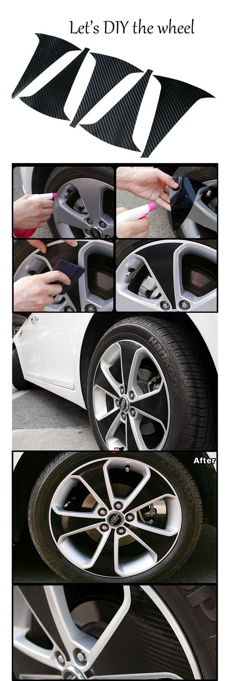 Car carbon sticker design - Osell Wholesale Dropship 3d Carbon Fiber Vinyl Car Wrapping Foil Carbon Fiber Film 1 27 0 5