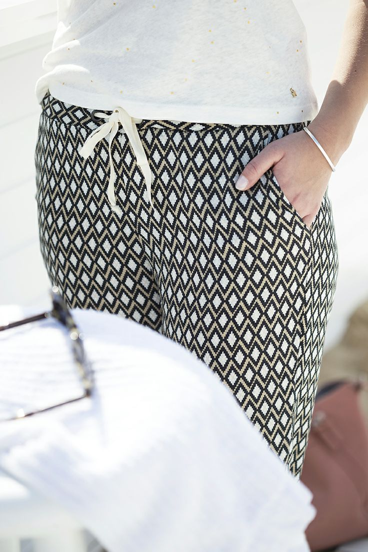 Sunny pants by La Maison Victor. More DIY fashion inspiration: www.lamaisonvictor.com