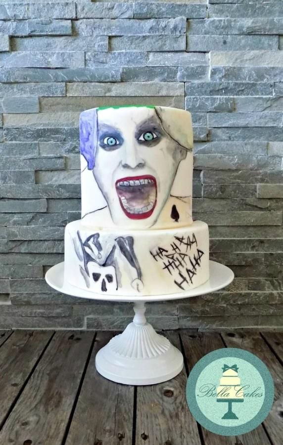the joker by Bella Cakes