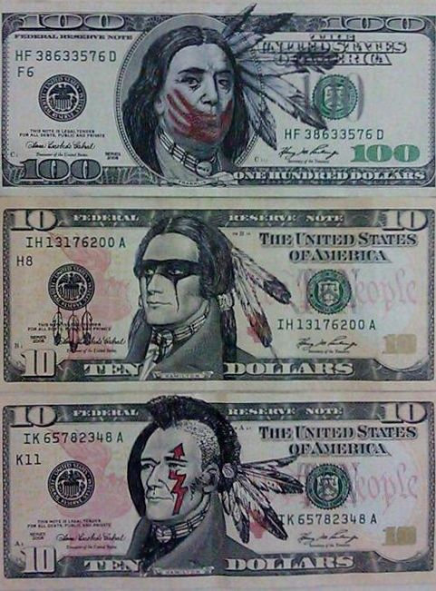 Native American Currency