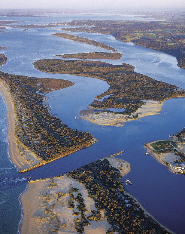 Gippsland Lakes, Victoria, Australia | Gippsland Lakes