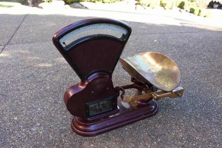 Antique Scales-- Toledo Scale Company