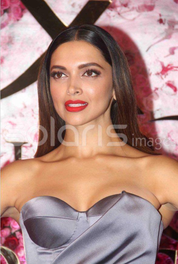 Deepika at Lux Golden Rose Award