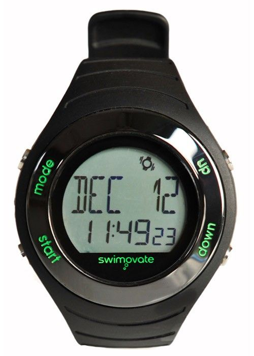 Keep track and gather accurate data about your swim workout! The Poolmate Live is a must have!